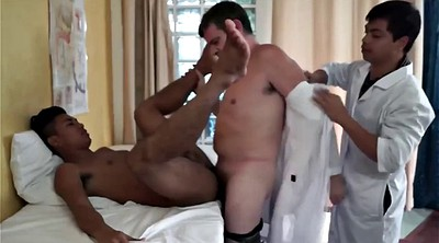 Asian bdsm, Asian gay, Gay doctor, Doctor anal, Bdsm doctor