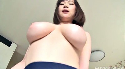 Japanese girl, Japanese doggy, Large, Japanese orgasm, Facials