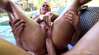 First anal, Alena croft, Scene