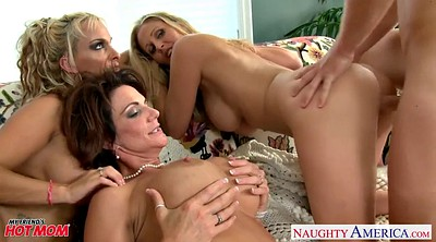 Julia, Holly halston, Holly, Mom sex, Darla crane, Mom group