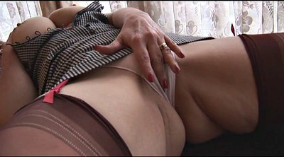 Stockings mature, Stocking, Toes, Nylons, Mature panties