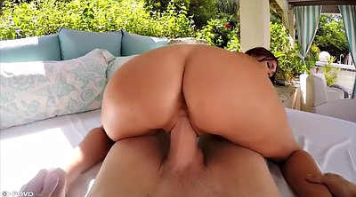Missionary, Riley reid, Riding hairy, Jumping