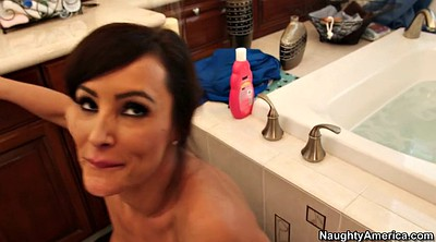 Lisa ann, Smoking