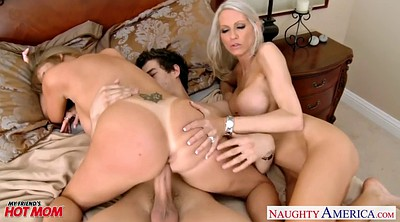 Big tits mom, Threesome mom, Mom big, Starr