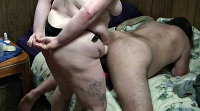 Pegging, Strapon, Homemade anal, Peg