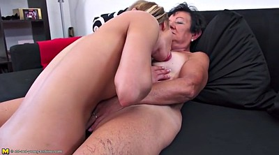 Taboo, Old and young, Mother and daughter, Mother daughter, Granny lesbian, Sex with mother