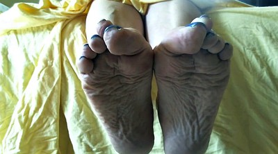 Mature foot, Fetish, Mature feet