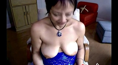 Asian granny, Asian dildo, Granny webcam