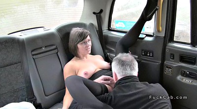 Hot mom, Fake taxi, Mom and