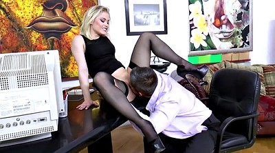 Stocking anal, Secretary anal