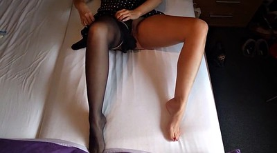 High, Stockings heels, Stocking masturbation, Stocking heels