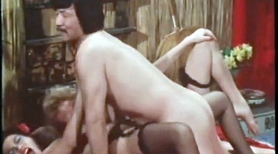 Asian threesome, Scene
