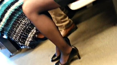 Pantyhose, Candid