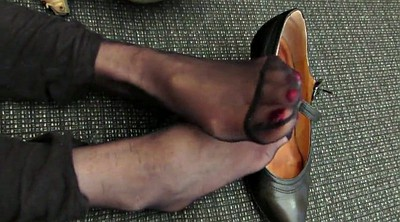 Nylon foot, Pump