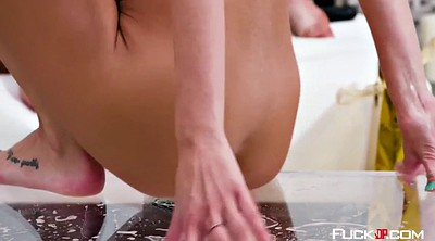 Squirting, Tiffany, Dillion harper, Blair williams, Squirt lesbian, Lesbian massage