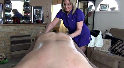 Wife massage, British