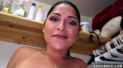 Maid, Undressing, Latina pov, Undress