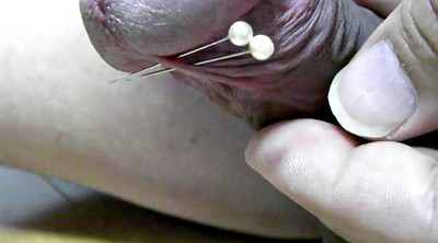 Needle, Needles, Asian gape
