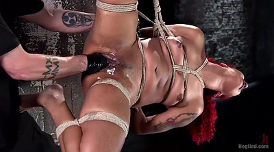 Hanging, Hanged, Hang, Ebony squirt, Orgasm squirt, Bondage squirt