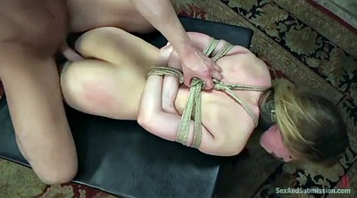 Tied, Rough fuck, Tied and fucked