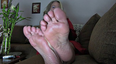 Mom feet, Mature foot