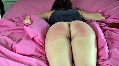 Caning, Bed
