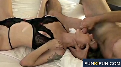 Extreme, Facial compilation, Extreme anal