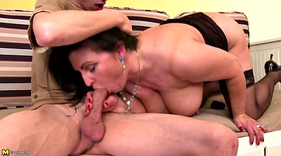 Taboo, Son mom, Mom seduce