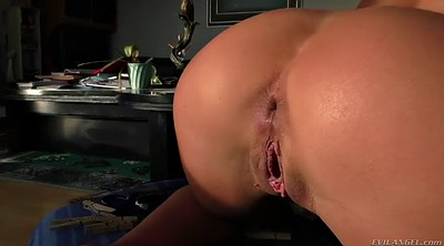 Anal insertion, Anal gape