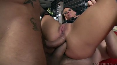 Gangbang, Fit, Simony diamond