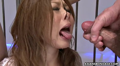Japanese bdsm, Bottle, Japanese throat