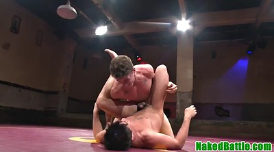 Muscle, Wrestling, Asslick, Asslicking, Ass masturbation