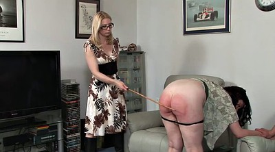Aunt, Uncle, Spanking girl