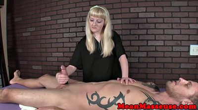 Domination, Rope, Handjob massage, Roped, Handjob domination