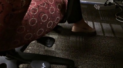 Candid, Flats, Office foot