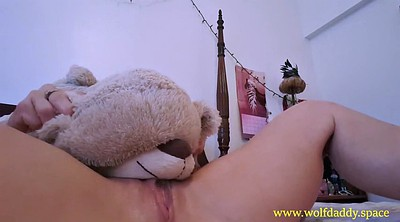 Squirting, Bears