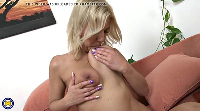 Mature, Mature pussy, Feed