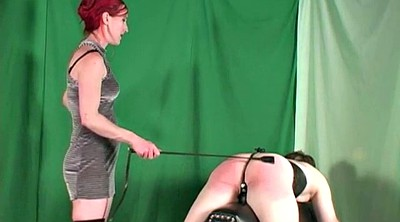 Spanked, Leather femdom