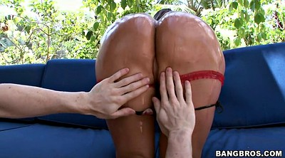 Oil, Sandra, Ass worship