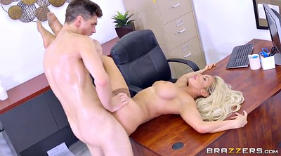 Brazzers, Big tits at work, Working