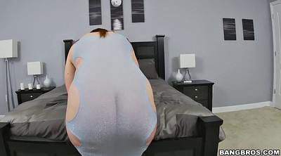 Fat, Giant ass, Big ass solo