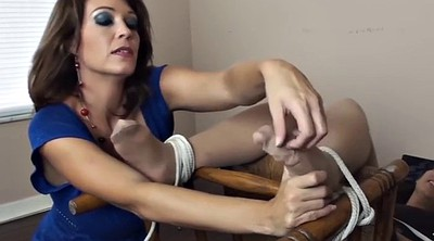 Tickling, Tickle, Tickled, Pantyhose foot