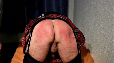 Spanking, Spanked, Crossdress