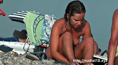 Spy, Spying, Nudist, Nude beach, Breast