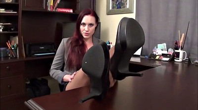 Foot, Jerking, Pantyhose foot, Pantyhose feet