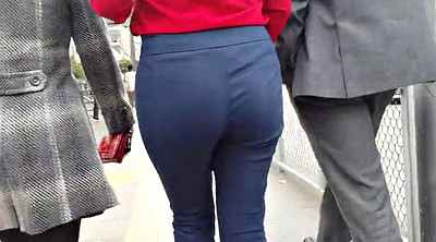 Walk, Walking, Mature ass