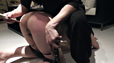 Japanese bdsm, Japanese train, Asian bdsm, Painful, Paddled, Paddle
