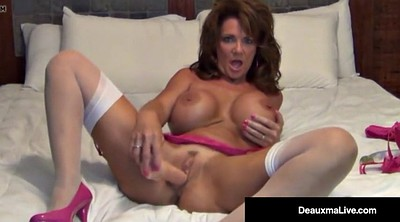 Anal squirt, Cougar, Tits big