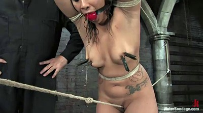 Asian bdsm, Water, Tortured, Asian torture