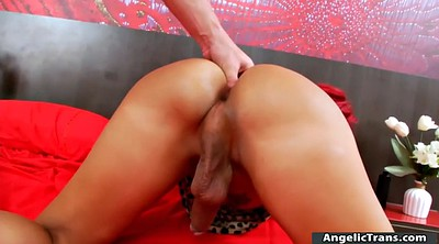 Redhead, Shemale anal